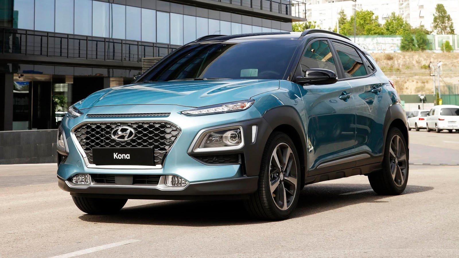 Hyundai Kona jako elektromobil? První odhady mluví hned o dvou variantách