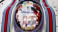 Lance Stroll a jeho speciální design pro domácí závod v Kanadě