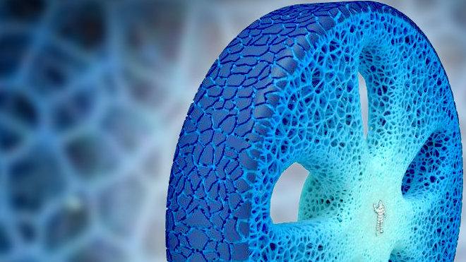 Koncept Michelin Vision představuje pneumatiky budoucnosti