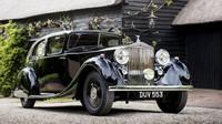Rolls-Royce Phantom III generála Montgomeryho