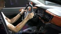 Nový Volkswagen Polo a jeho interiér