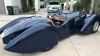 Kit car looks like a 1930's Bugatti