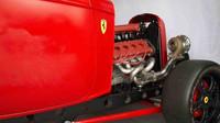 Ford 1932 s motorem z Ferrari Maranello