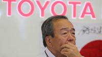 Aikido Toyoda, president Toyota Motor Corporation