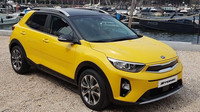 Nové kompaktní SUV Kia Stonic