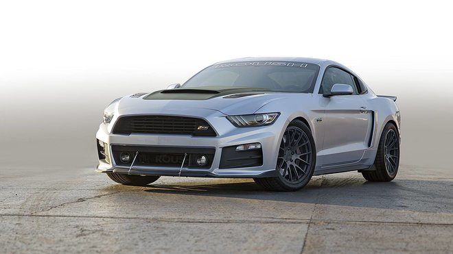 Ford Mustang Roush P-51