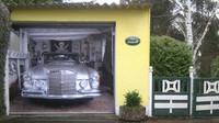 Máte problém najít svou garáž? Parádička z Rakouska vám pomůže