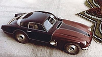 Jediný svého druhu? Tatra JK 2500 je nejkrásnější vůz, který česká automobilka nevyrobila - anotační obrázek
