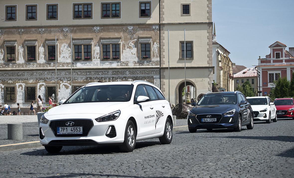 Nové Hyundai i30 kombi dorazilo na český trh