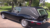 Jaguar E-Type Hearse
