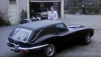 Jaguar E-Type Hearse - původní filmové auto