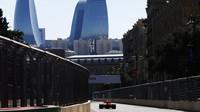 Kvalifikace v Baku