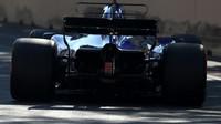 Marcus Ericsson v kvalifikaci v Baku