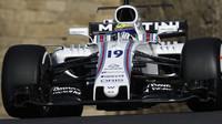 Felipe Massa v Baku doplatil na technickou závadu, Williams to pak hodně mrzelo