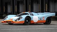 Porsche 917 z filmu Le Mans