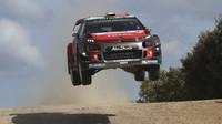 C3 WRC měla problémy s tvrdými dopady po skocích v Argentině, to by mělo být vyřešeno
