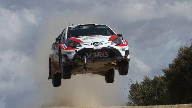 Lappi se raduje z prvního triumfu ve WRC už ve čtvrtém závodě