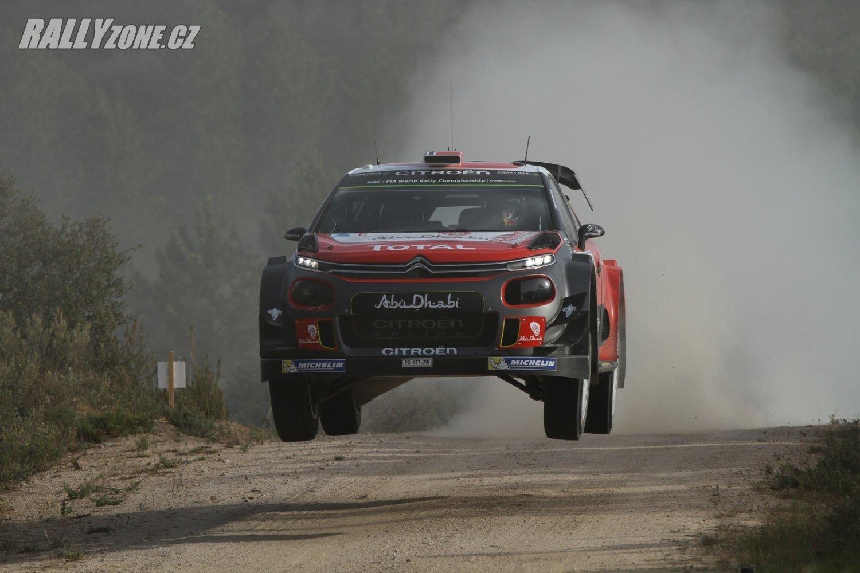 U Citroënu se Mikkelsen dlouho neohřál