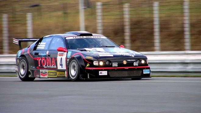 Tatra Ecorra Sport V8, závěrečný závod divize 4 - Epilog (Brno, Masarykův okruh).