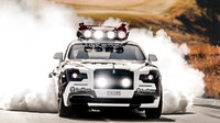 Rolls-Royce Wraith upravený pro Jona Olssona