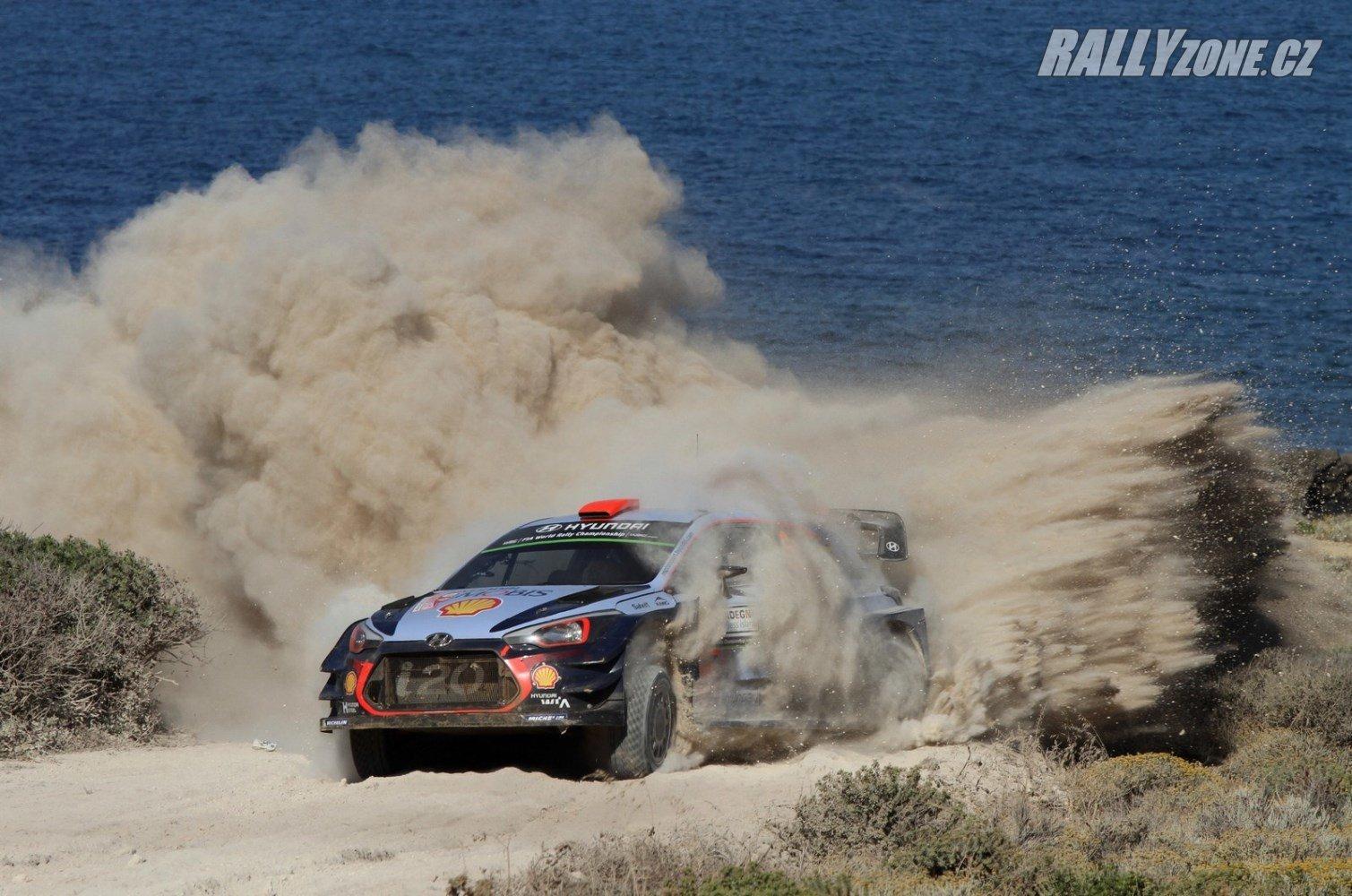 Nový promotér se snaží dělat více pro propagaci WRC