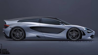 McLaren 720S Shooting Brake (JavierOquendo)