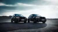 BMW představuje novou edici Black Fire pro výkonná SUV BMW X5 M a BMW X6 M