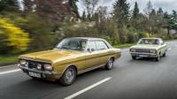 Opel Commodore A se vyráběl ve verzi sedan a kupé v letech 1967 až 1971 a evropským zákazníkům nabídl zažít pocity majitelů amerických korábů silnic