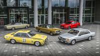 Opel Commodore A, B, C a jejich současný nástupce Insignia Grand Sport