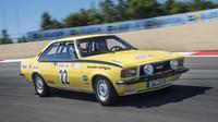 Opel Commodore B GS-E pilotoval na soutěžích v roce 1972 Walter Röhrl