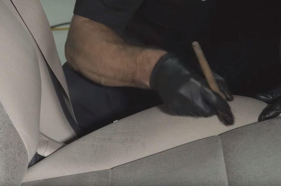 Údržba látkových sedadel v několika jednoduchých krocích