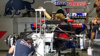 Přípravy na GP Rakouska 2017