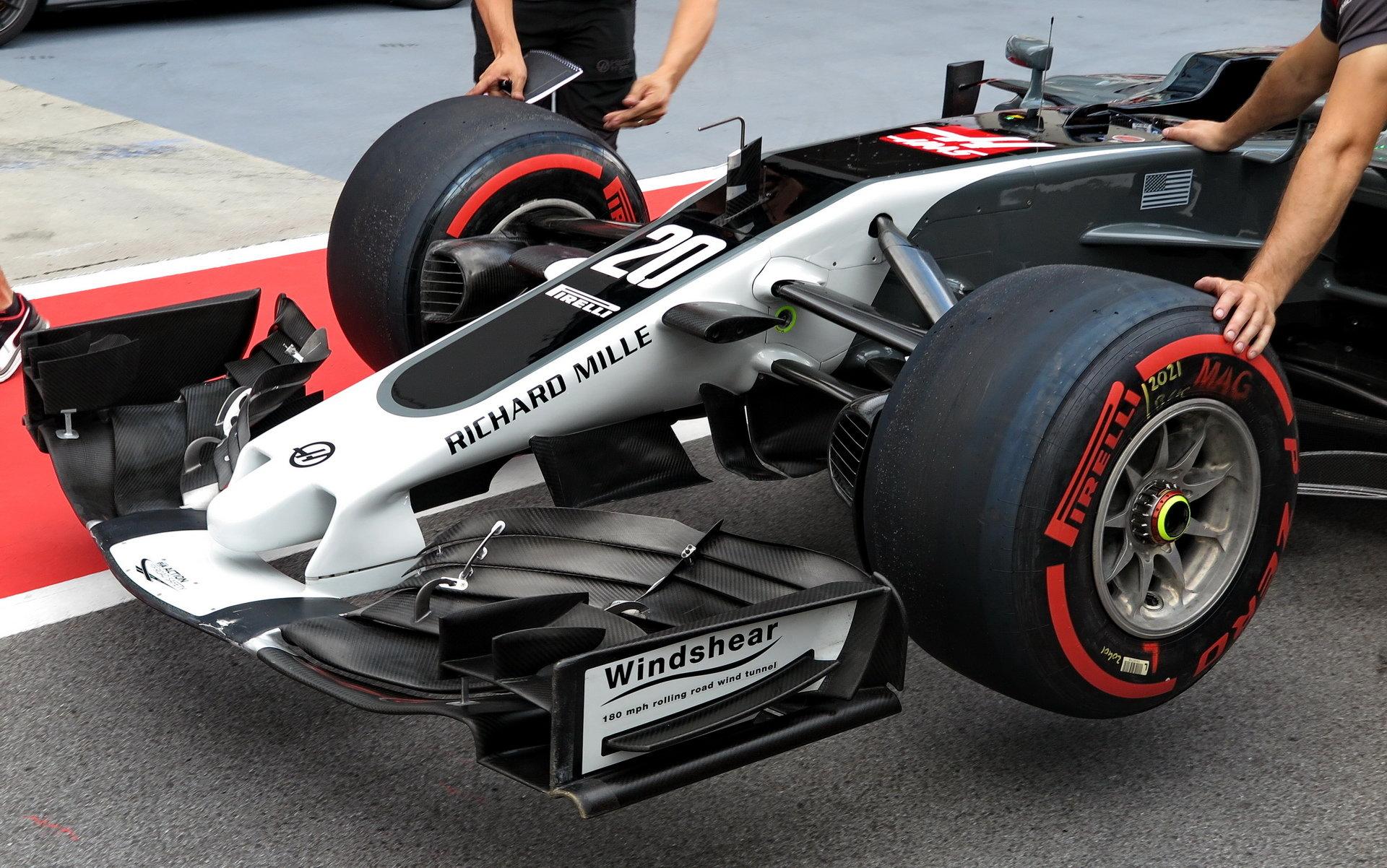 Haas využívá brzdy Brembo, Grosjean s nimi ale není spokojený