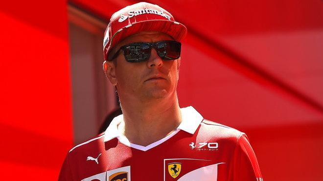 Kimi zůstává! Räikkönen bude za Ferrari závodit i v příští sezóně - anotační obrázek