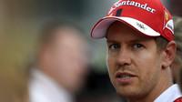 Sebastian Vettel v Rakousku