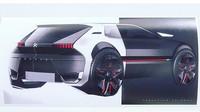 Designový koncept Peugeot 205 GTI
