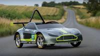"""Aston Martin """"Soapbox car"""""""