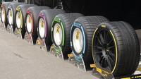 Všechny pneumatiky Pirelli pro sezónu 2017 v Rakousku