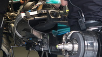 Motor vozu Mercedes v Rakousku