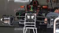 Vůz McLaren v Rakousku