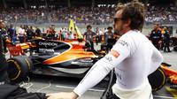 Maďarsko pro McLaren představuje podle Alonsa jednu z nejlepších příležitostí - anotační foto