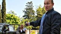 Drsná Lada Niva, kterou si v roce 2009 pořídil Vladimir Putin