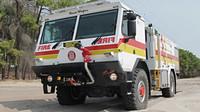 Hasičský speciál Tatra Aussie Wildfire