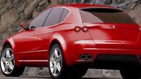 Jedná z možných podob prvního SUV značky Ferrari, F16X
