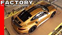 Jak se ručně vyrábí Porsche 911 Turbo S Exclusive Series?