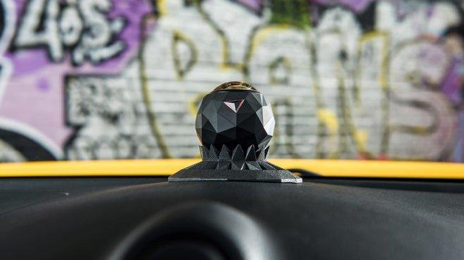 Nová 306° kamera Nissan JukeCam s rozlišením 4K