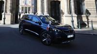 Speciálně upravený Peugeot 5008