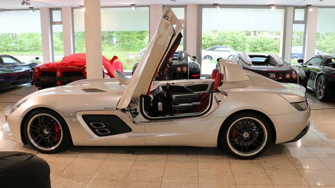 Mercedes-Benz Stirling Moss
