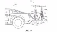Nově patentovaný nosič na kolo integrovaný do vozidel Ford