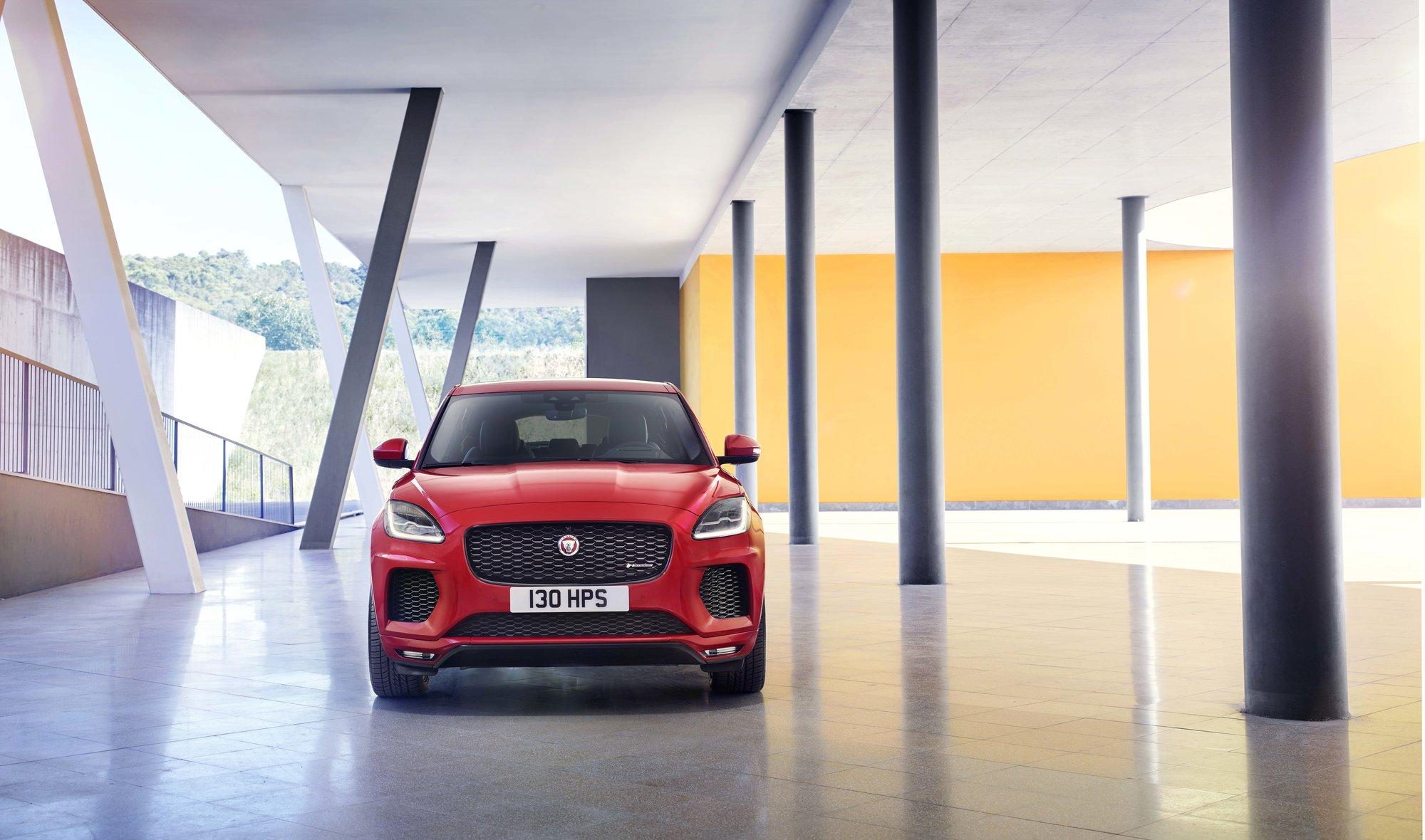 Nový Jaguar E-Pace